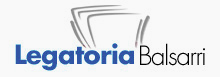 Legatoria Balsarri Logo